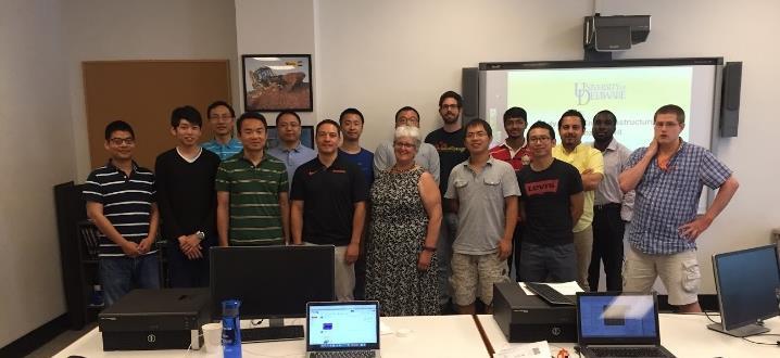 Figure 2: Bootcamp Participants