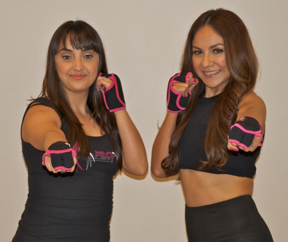 Brittany Valera (Left) and Dely Garcia (Right)