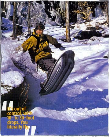 Unlimited Magazine (winter 2005)