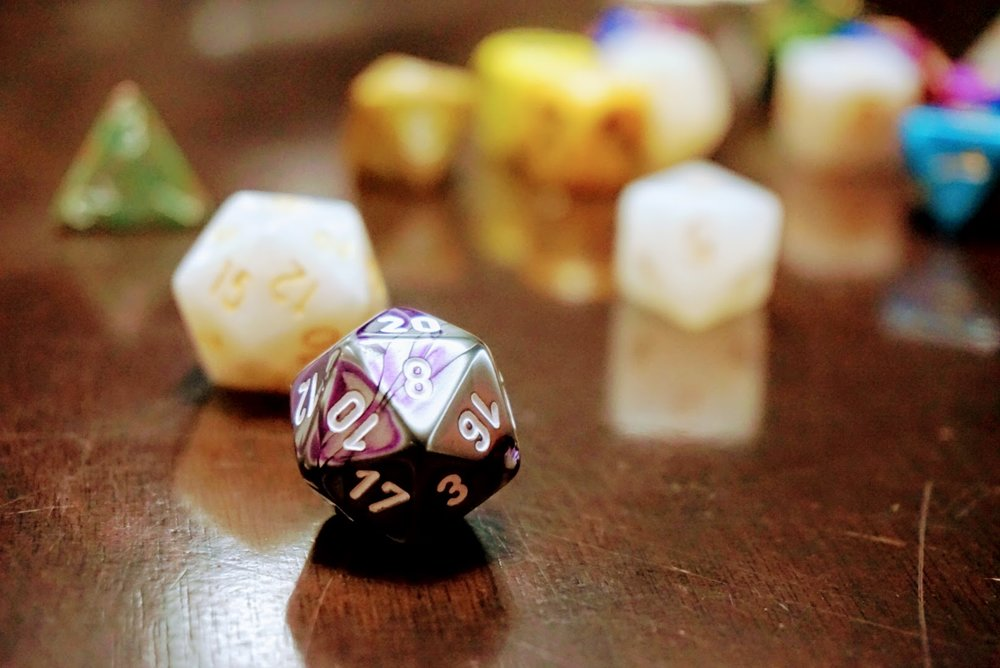 But I've never played before... - No problem. Professional DMs will work with you before you arrive. We'll explain everything you need to know and make sure you have a great time even if you've never played before.