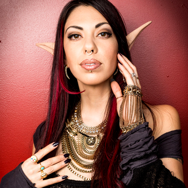 Satine Phoenix - Satine is a co-creator of Maze Arcana with Ruty Rutenberg. Everything they do is to promote the equality of each other in the gaming space and promote cooperation rather than the