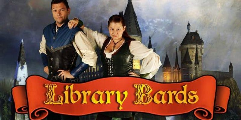 The Library Bards at Caverswall - June 29 to July 3