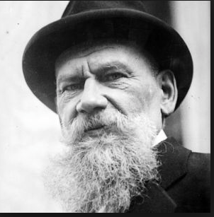 Count Leo Tolstoy:  Author  War and Peace, Anna Karenina, A Confession, The Kingdom of God is Within You, The Death of Ivan Ilyich