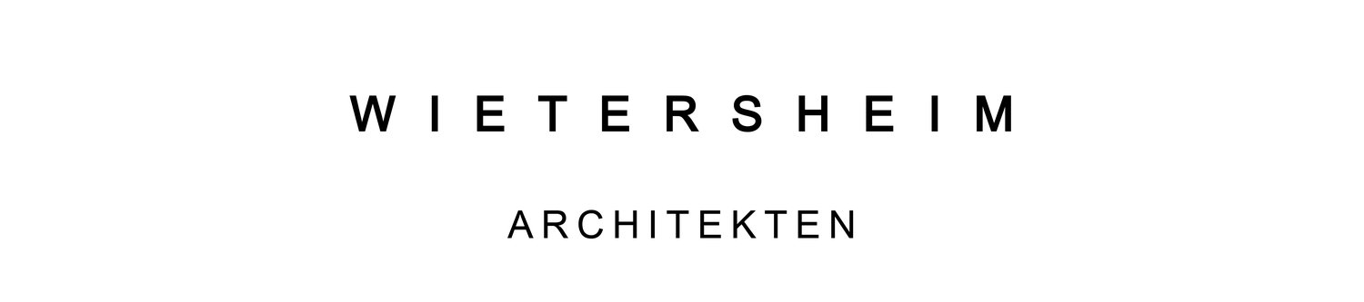 WIETERSHEIM ARCHITEKTEN