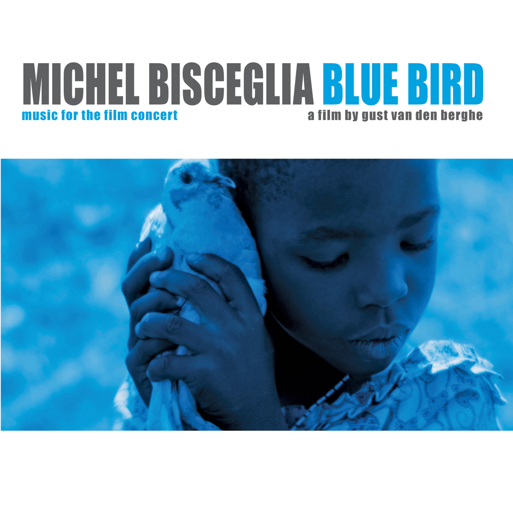Cover Michel Bisceglia Trio - Blue Bird (2400 x 2400)