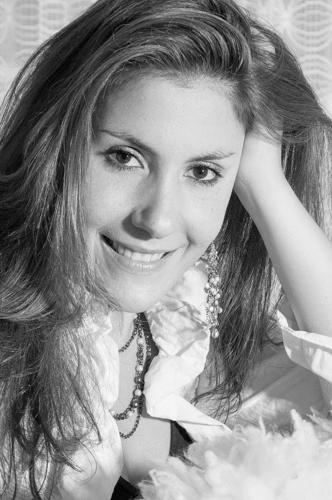 Sarah Katharina Kayß; Photo: Ian Forknall