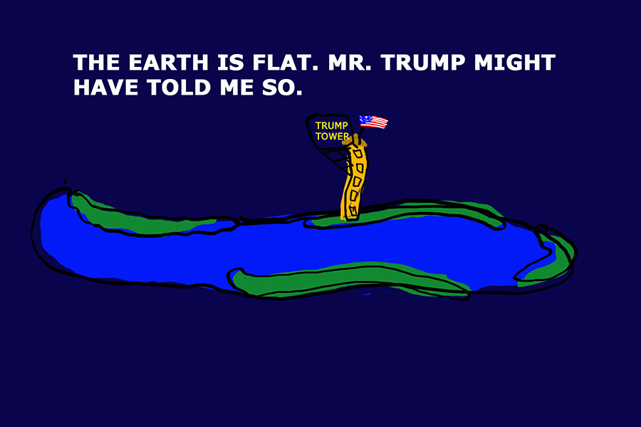 the earth is flat says mr trump copy.png