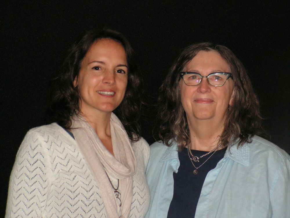 Pamela Segger and Deb Beers - Festival Co-Chairs