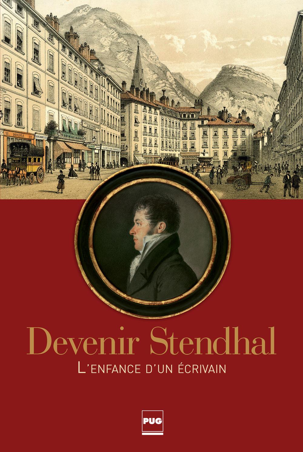 Brice Bonfanti (2014) Devenir Stendhal