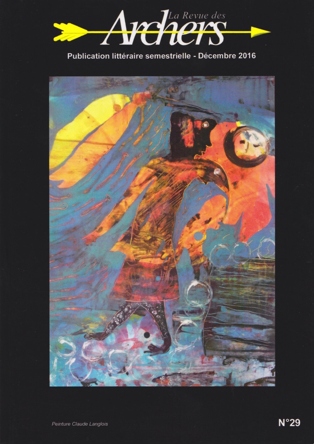 La Revue des Archers n°29, Décembre 2016.jpg