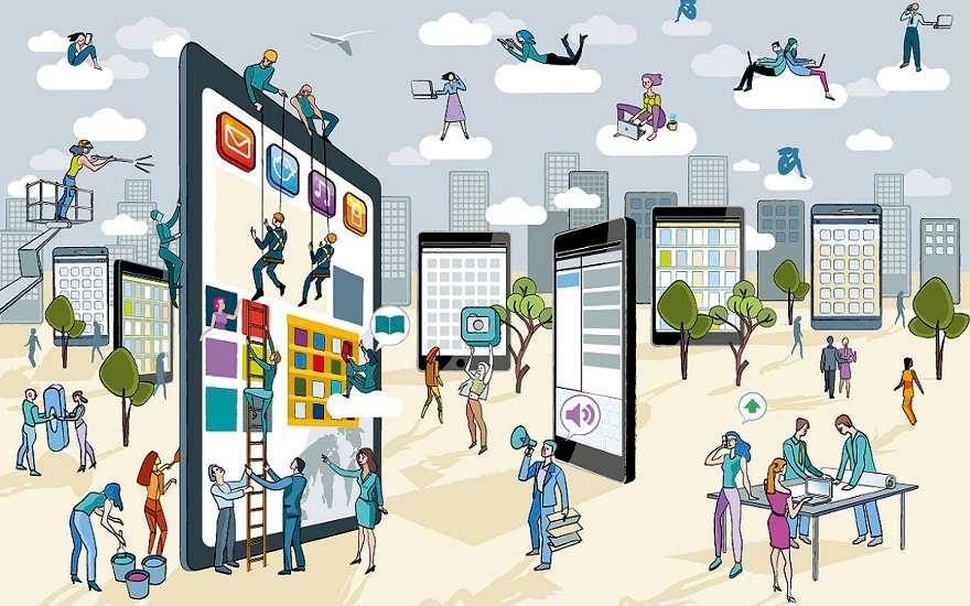 digital economy: no free clicks