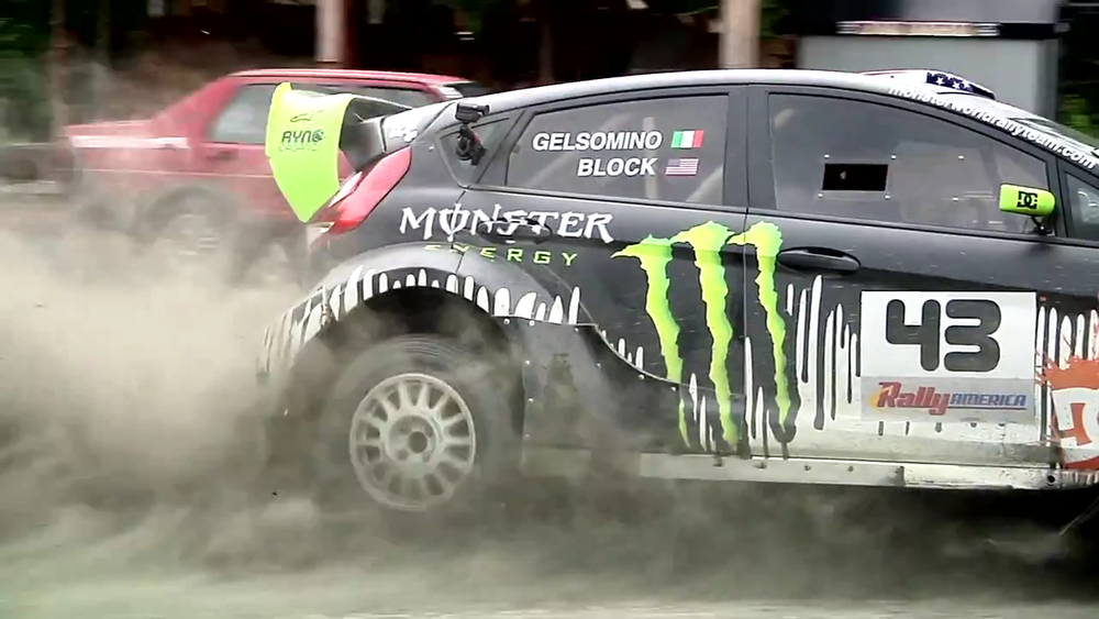Ken Block Rally School • DC