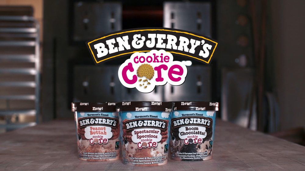 Cookie Cores • Ben & Jerry's