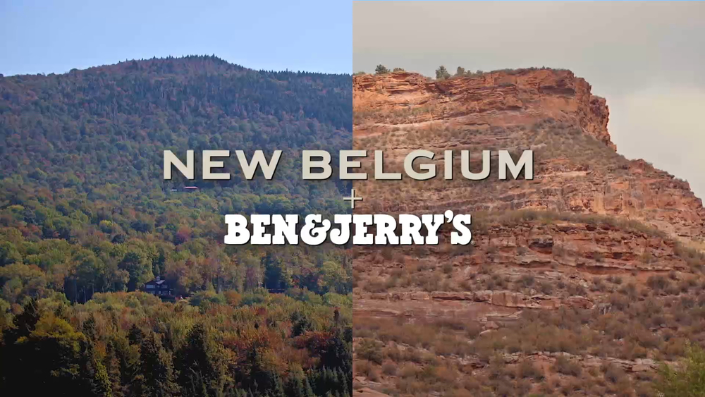Protect Our Winters • Ben & Jerry's + New Belgium Brewery