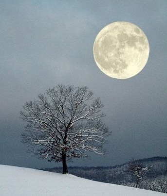 In the shadow of the moon, She danced in the starlight Whispering a haunting tune To the night.    BLACKMORE'S NIGHT