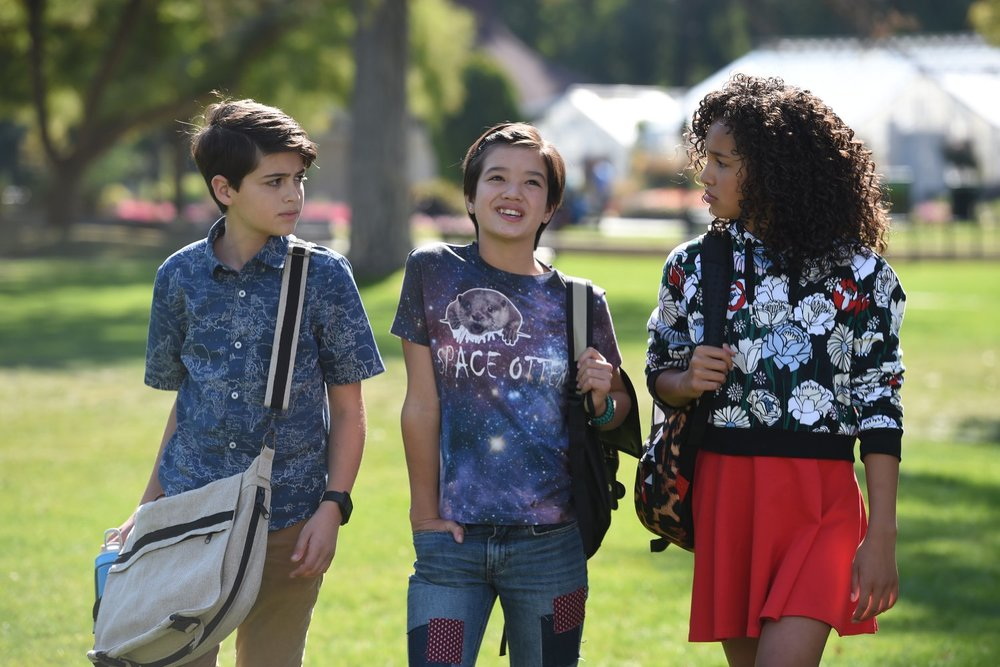 ANDI MACK | pilot+season 1 | Disney