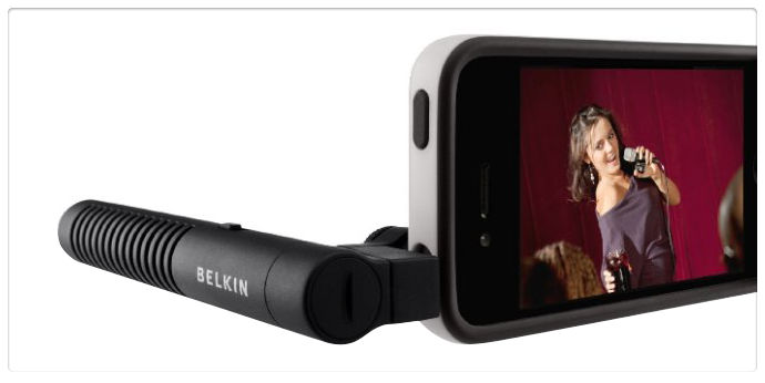 Belkin LiveAction Directional Microphone