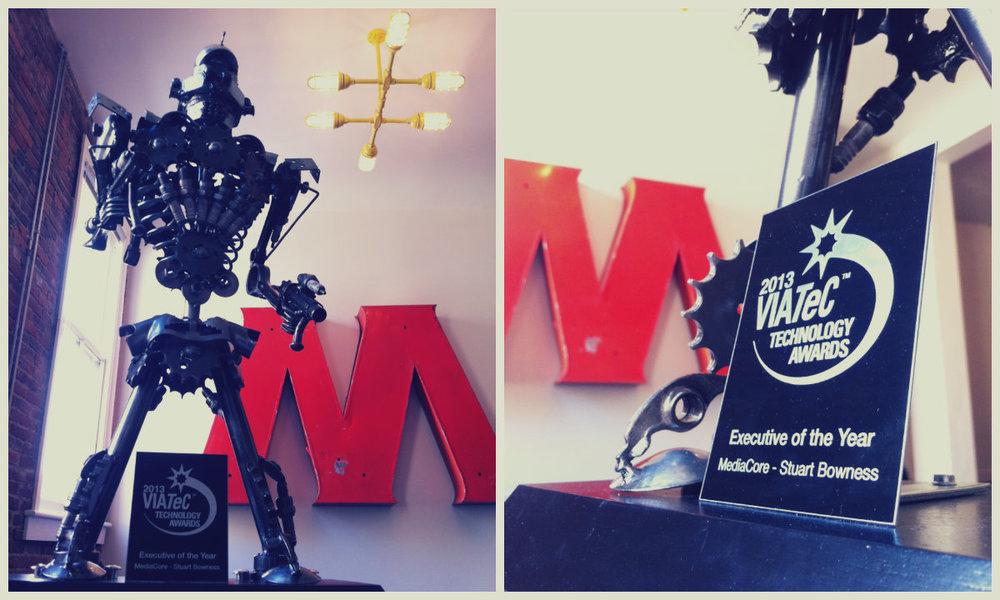 Robot Trophy