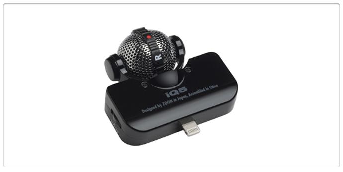 Samson iQ5 Professional Stereo Microphone