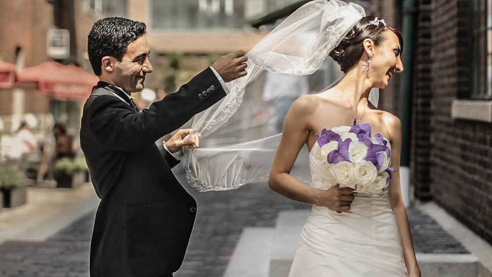 top rated Toronto Wedding Videography