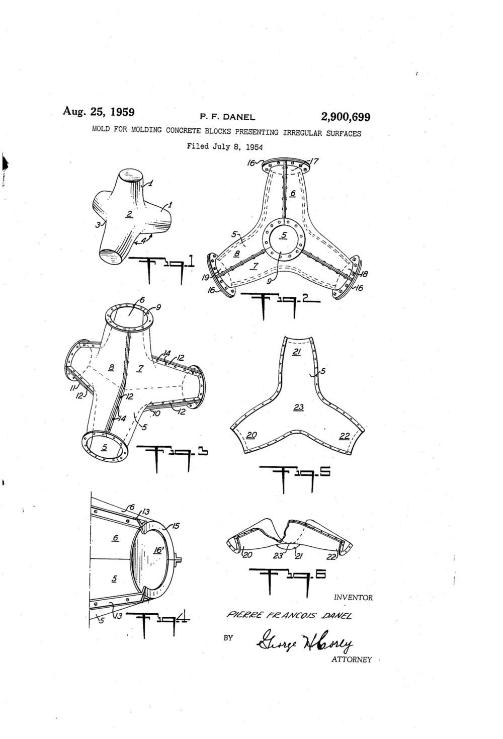 brevet-tetrapod