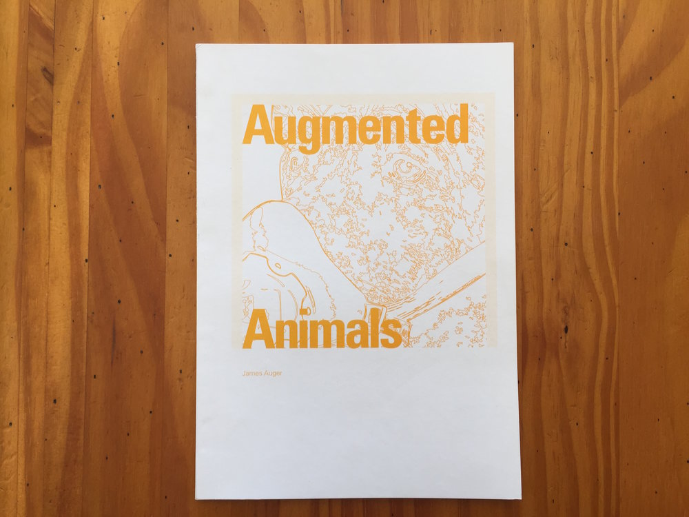 """Augmented Animals"" by James Auger (2001)"