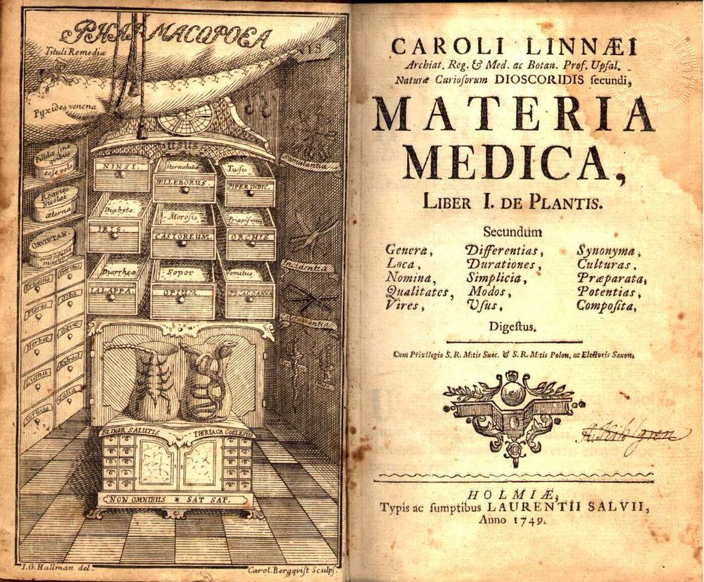 Image result for materia medica