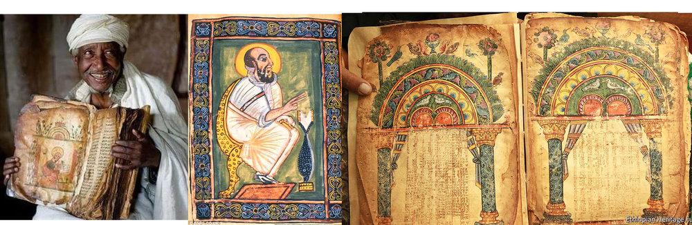 blog oldest bible Ethiopian Gamma gospels.jpg