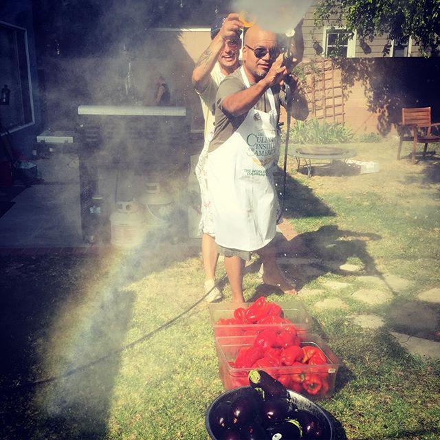 Taking veggie washing to a whole other level!😜