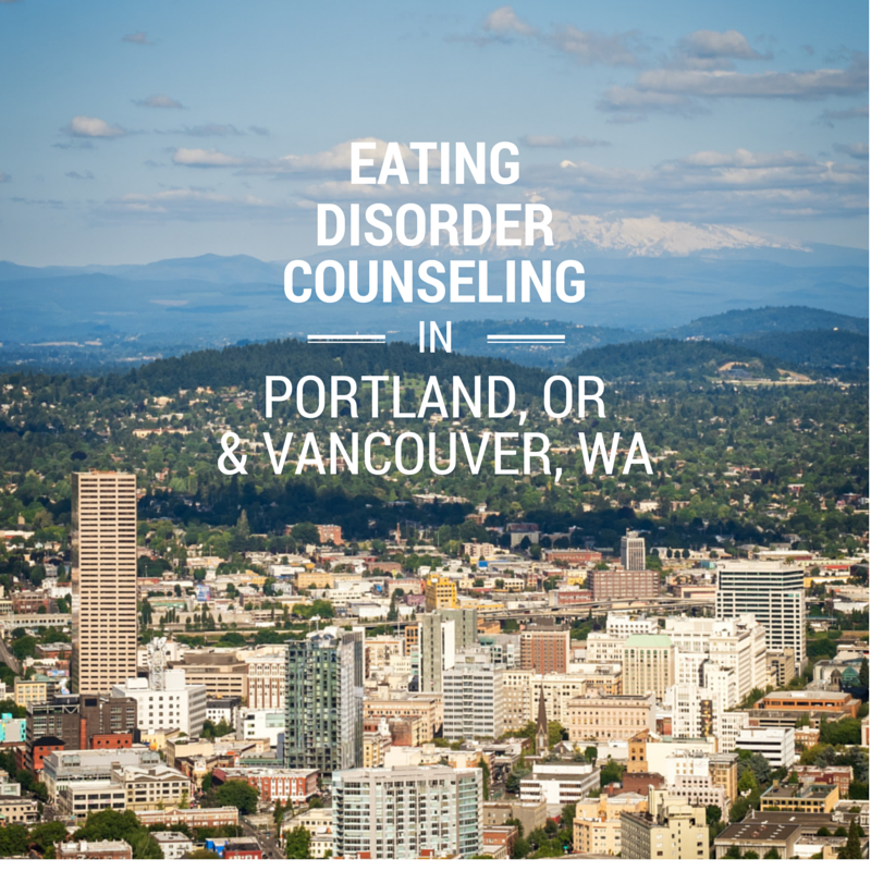 Eating Disorder Counseling Vancouver WA