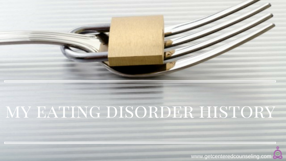 Exploring your eating disorder/dieting history can give you a better insight into where you are in your journey and what you may still need to do.