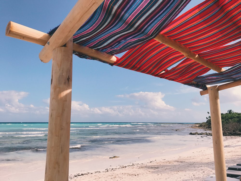 Artist Beach Cabana