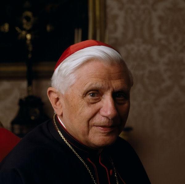 Cardinal Josef Ratzinger