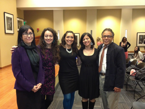 Wise Latinas Symposium at Vanderbilt University with Lorraine López, Jennine Capó Crucet, Jennifer De Leon, and Daisy Hernández