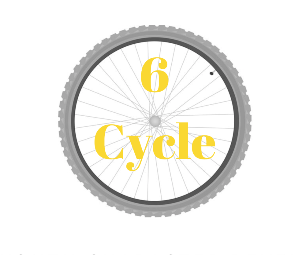 6 Cycle Monday Nights - Feb 26th |  6-7:30p  |  $25  |  Ages 13-18Apply here https://podio.com/webforms/18767423/1262845