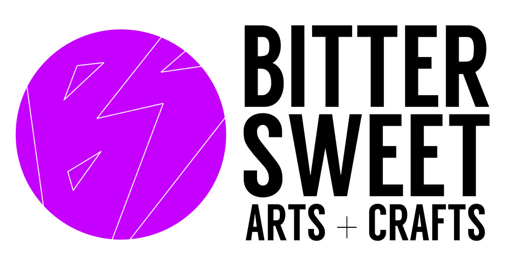 Original logo design for BitterSweet Arts & Crafts (2016)