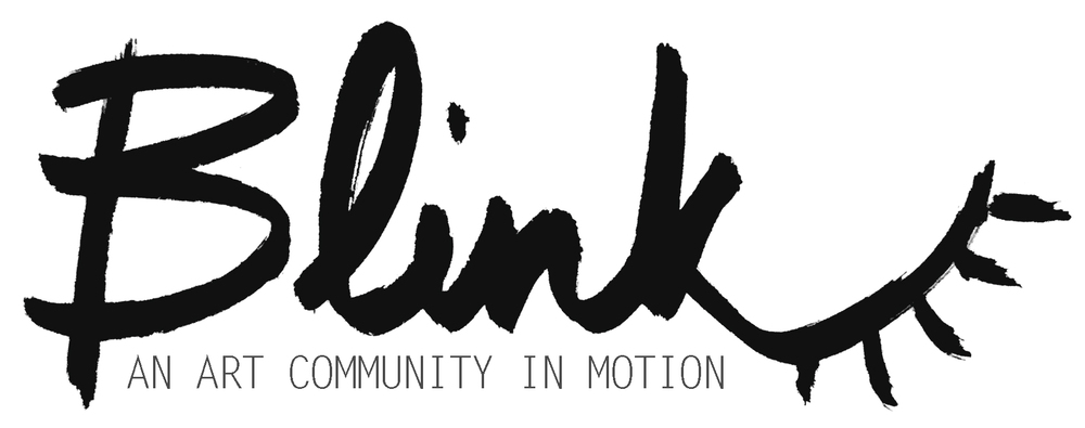 Original logo design for Blink AZ (2016)