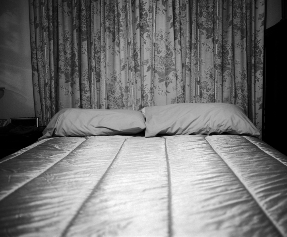 My Great Grandmother's Bed, 2013   www.amandamollindo.com