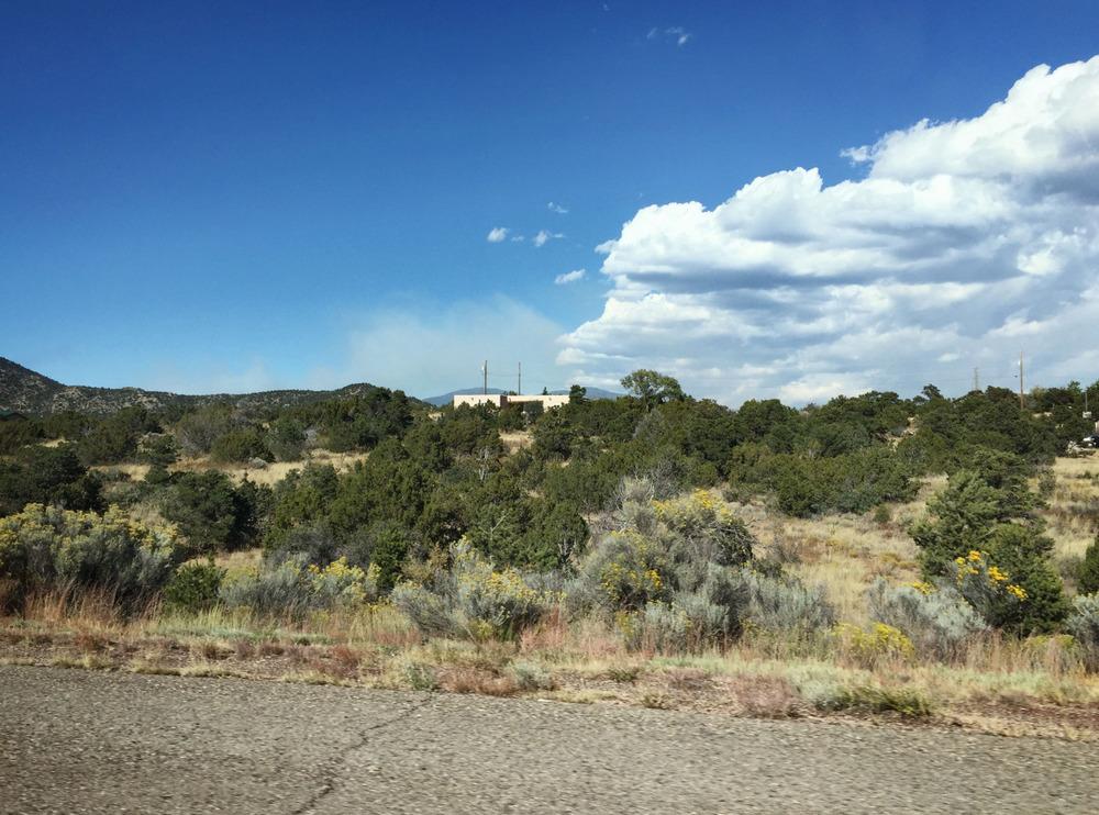 Near Santa Fe, NM 2015 www.amandamollindo.com