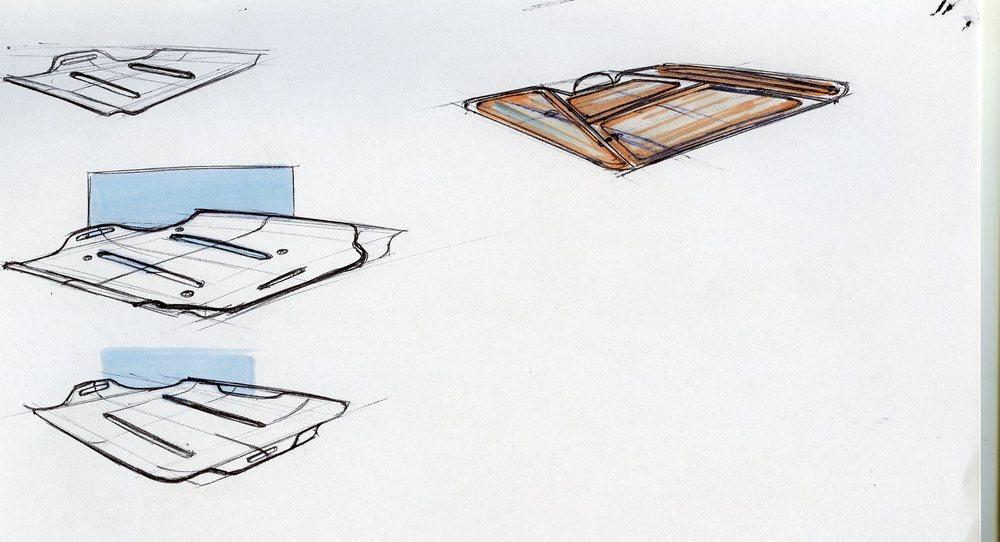 Rack Sketches
