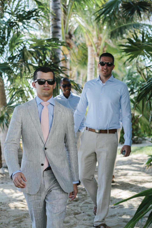 Kazin Cancun Destination Wedding — Mallory Neal Photography