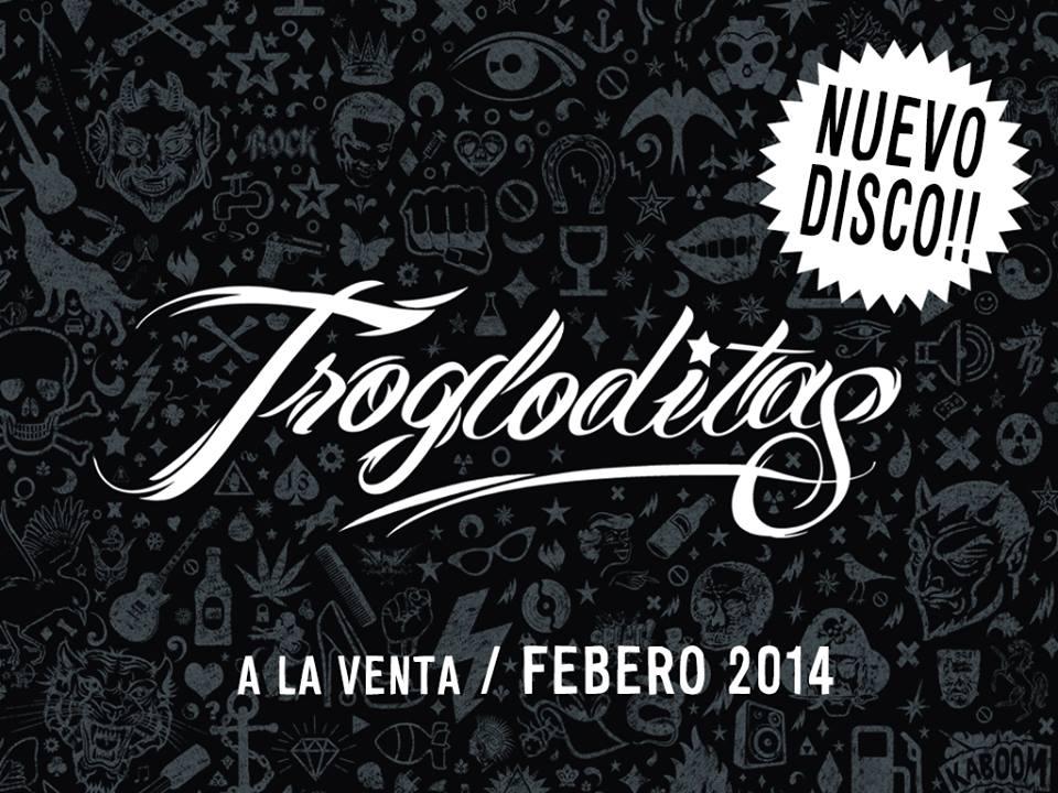 Los Trogloditas: Disco de 30º Aniversario.
