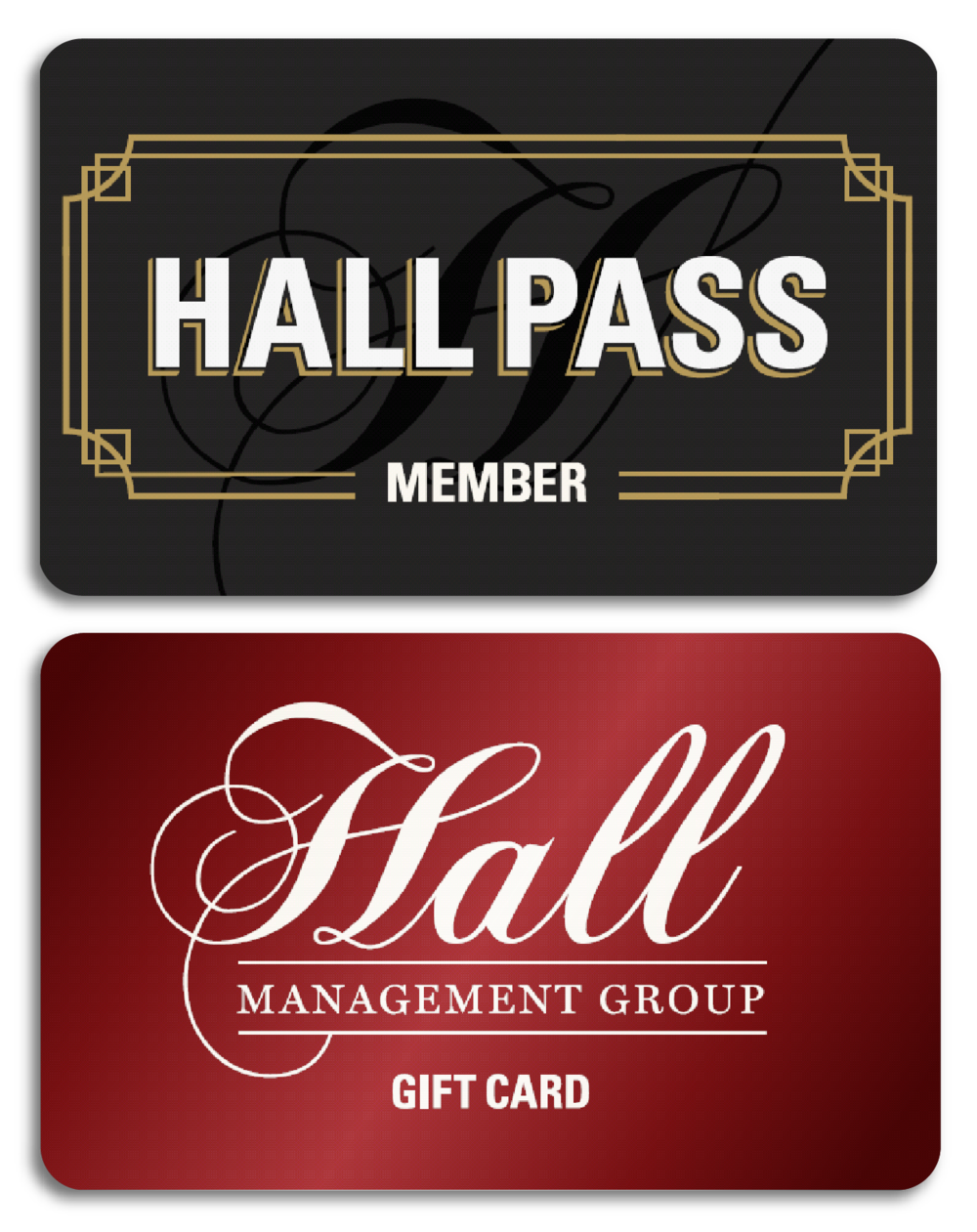 Hall Pass and gift Card