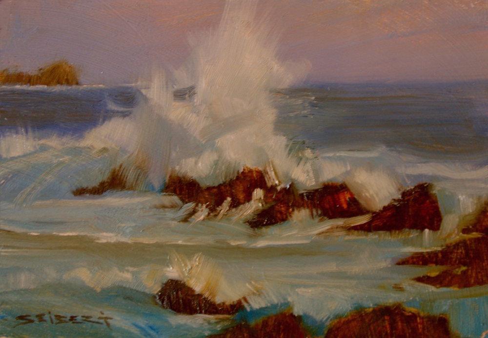 South Shore, Point Lobos I