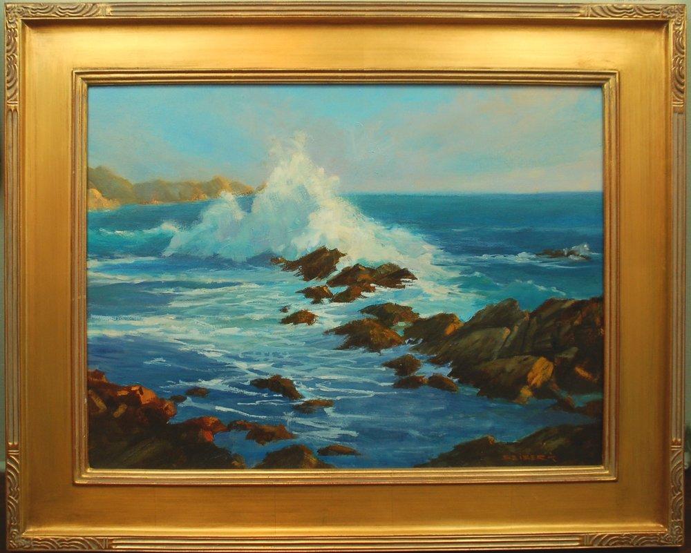 South Shore, Point Lobos