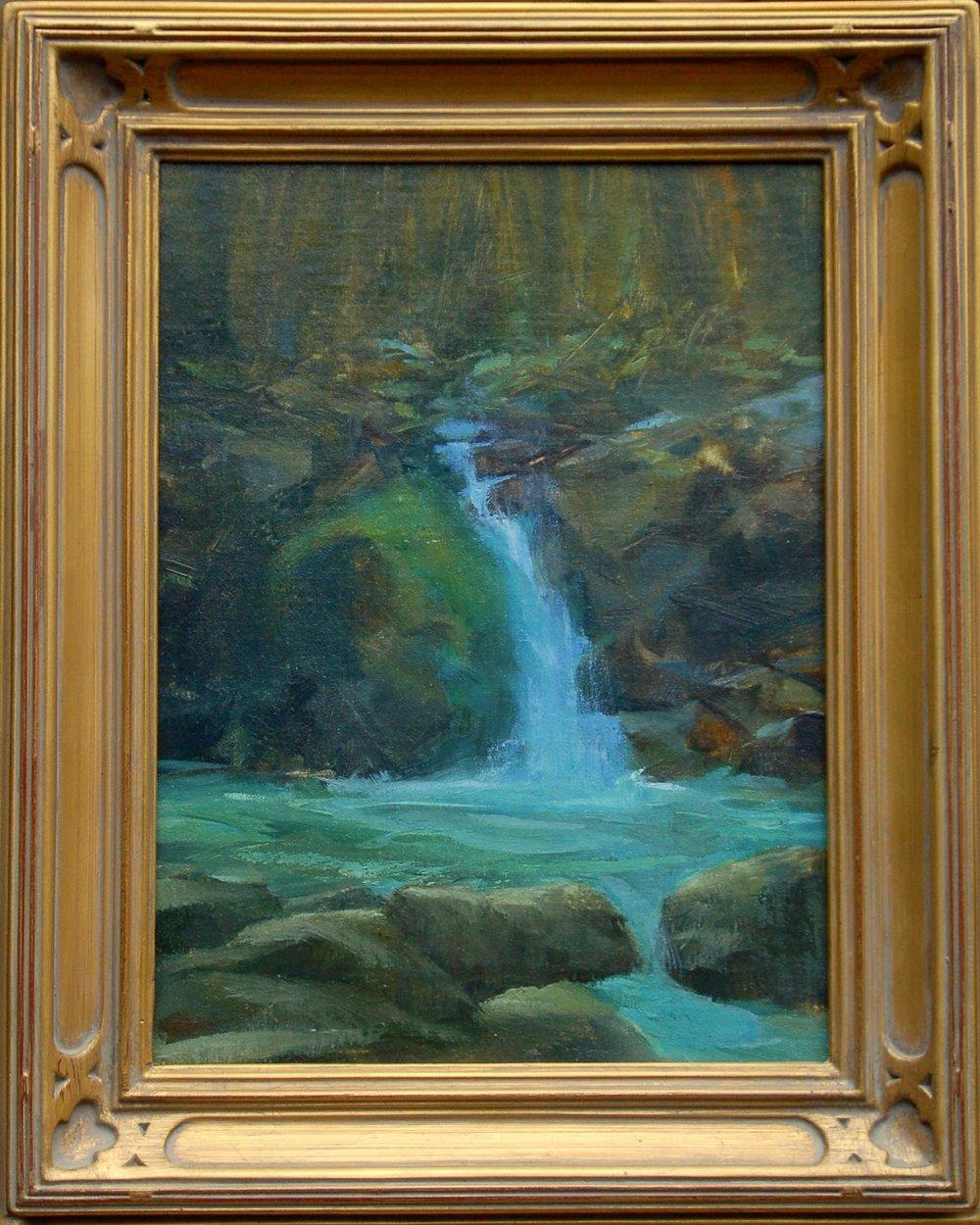 Mountain Waterfall III