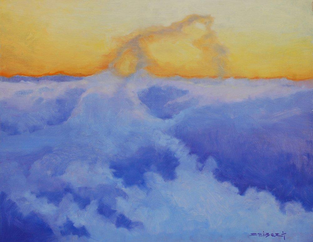 Big Sur Clouds II