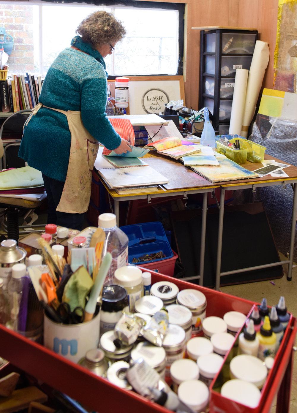 Art Lessons Bury St Edmunds