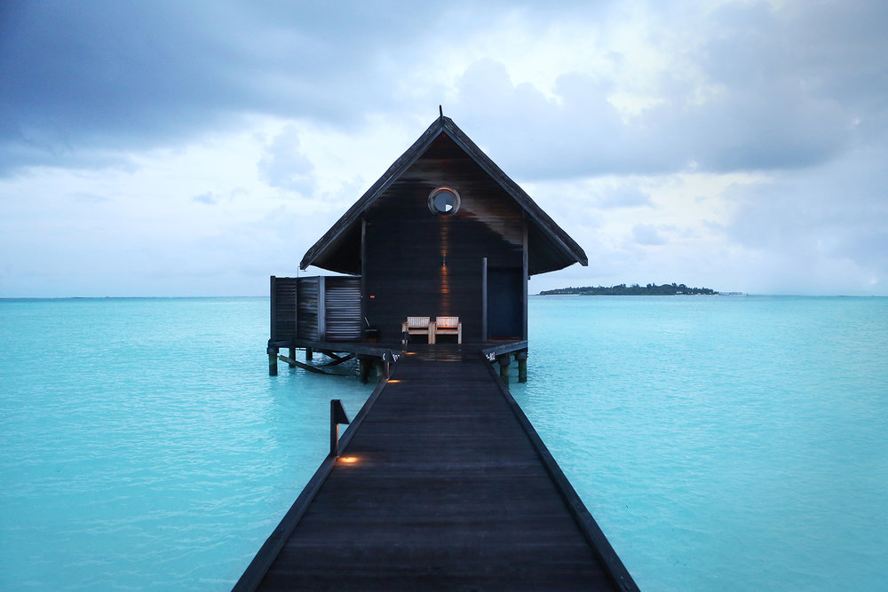Image of Cocoa Island, Maldives via In Bed With.
