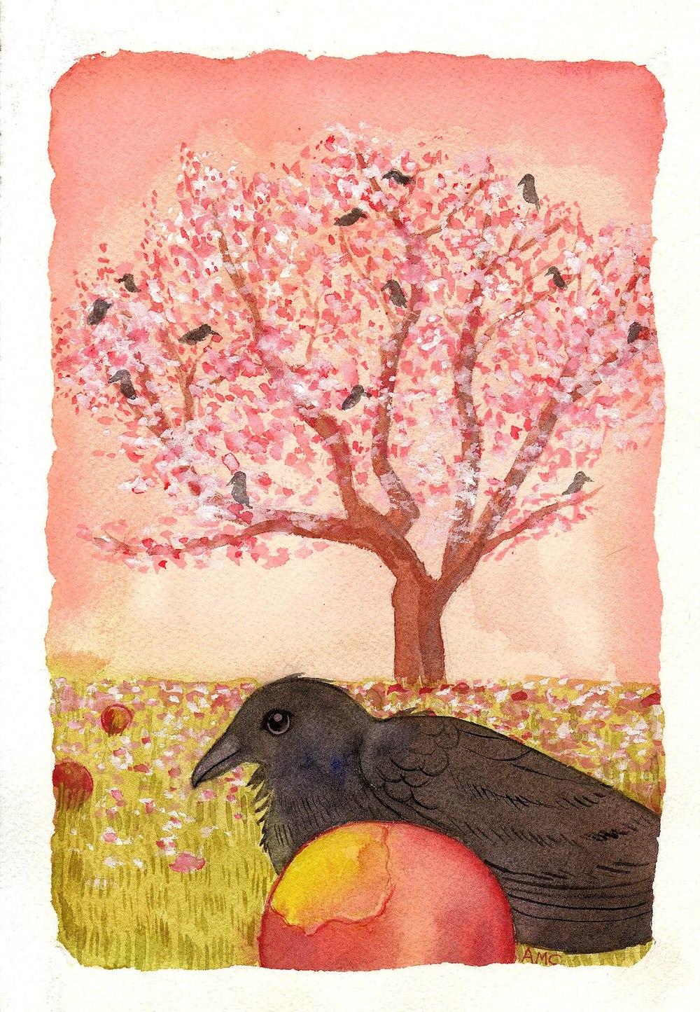 """Tree Spirits"" by Alexandria Marie Compo"